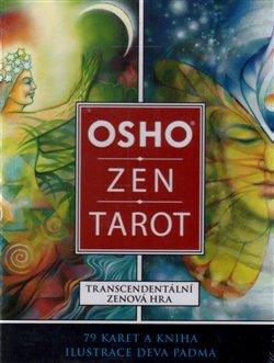 Obálka titulu Osho Zen Tarot