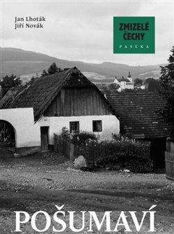 Obálka titulu Zmizelé Čechy-Pošumaví