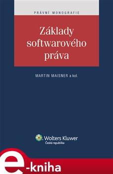Obálka titulu Základy softwarového práva