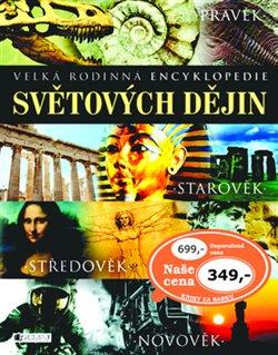 Obálka titulu Velká rodinná encyklopedie světových dějin