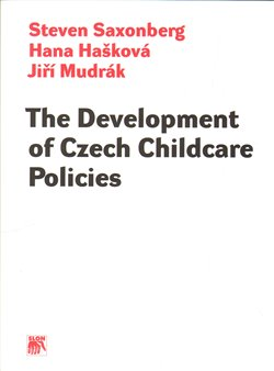 Obálka titulu The Development of Czech Childcare Policies