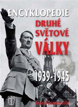 Obálka titulu Encyklopedie druhé světové války 2013