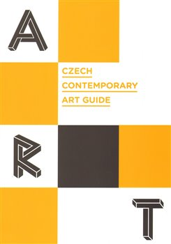 Obálka titulu Czech Contemporary Art Guide