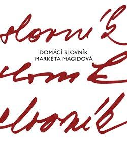 Obálka titulu Domácí slovník