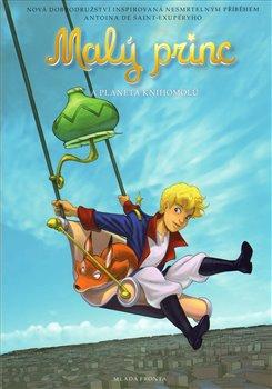 Obálka titulu Malý princ a Planeta knihomolů