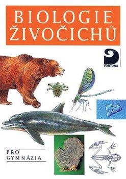 Obálka titulu Biologie živočichů pro gymnázia