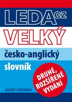 Obálka titulu Velký česko-anglický slovník