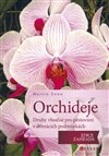 Obálka knihy Orchideje