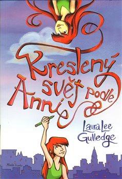 Obálka titulu Kreslený svět podle Annie