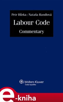 Obálka titulu Labour Code Commentary