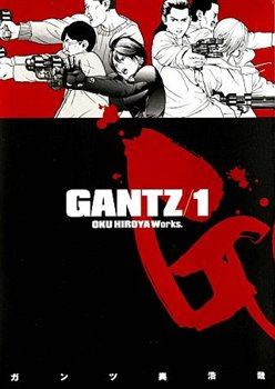 Obálka titulu Gantz 1