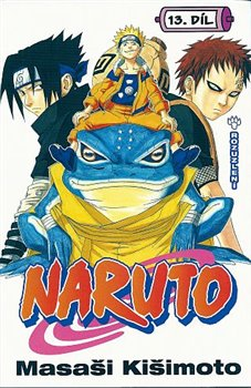 Obálka titulu Naruto 13: Rozuzlení