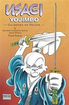 Obálka titulu Usagi Yojimbo: Záblesky smrti