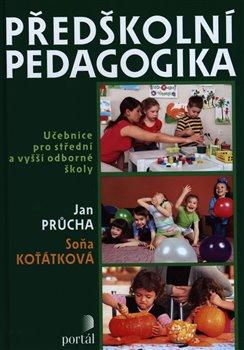 Obálka titulu Předškolní pedagogika