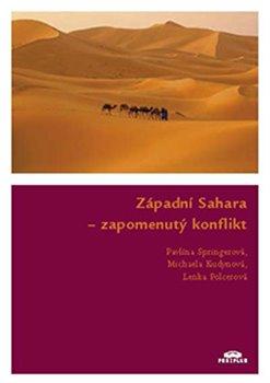 Obálka titulu Západní Sahara
