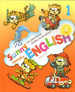 Sunny speaks English 1 - Eva Bavorová | Booksquad.ink