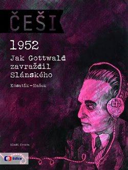 Obálka titulu Češi 1952