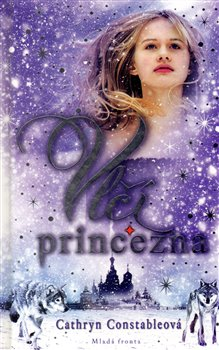 Obálka titulu Vlčí princezna
