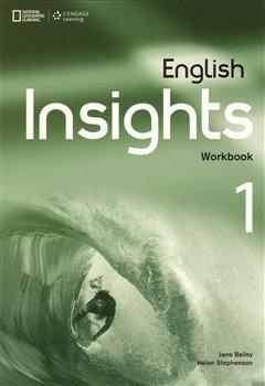 Obálka titulu English Insights 1 Workbook
