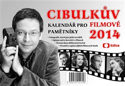 Obálka titulu Cibulkův kalendář pro filmové pamětníky 2014
