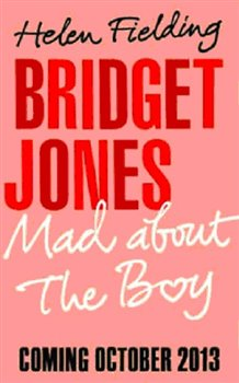 Obálka titulu Bridget Jones: Mad about the boy
