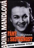 Obálka knihy Adina Mandlová