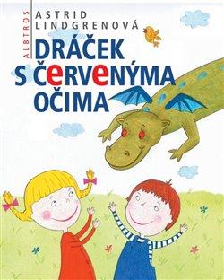 Obálka titulu Dráček s červenýma očima