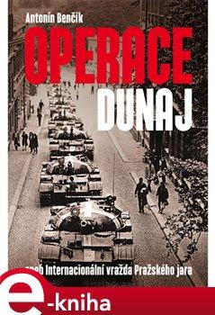 Obálka titulu Operace Dunaj