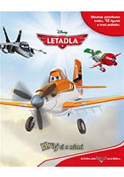 Obálka titulu Letadla - Filmový příběh