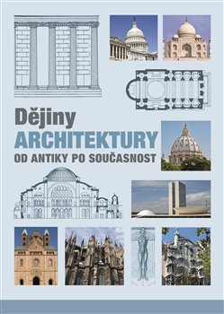 Obálka titulu Dějiny architektury