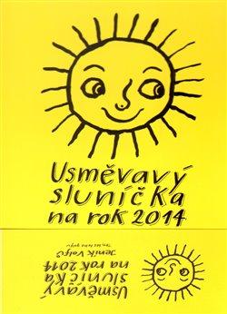 Obálka titulu Usměvavý sluníčka na rok 2014