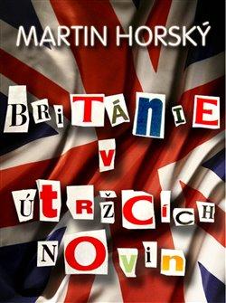 Obálka titulu Británie v útržcích novin