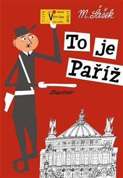 Obálka titulu To je Paříž