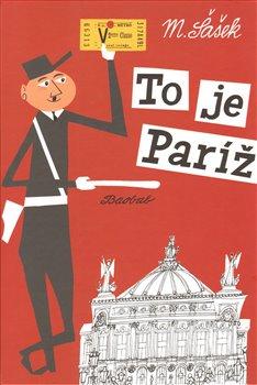 Obálka titulu To je Paríž