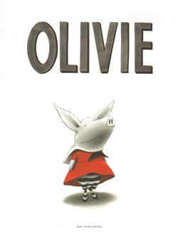 Obálka titulu Olivie