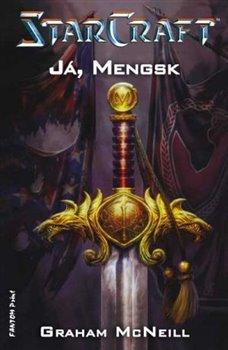 Obálka titulu Já, Mengsk
