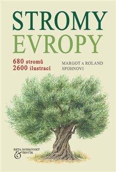 Obálka titulu Stromy Evropy