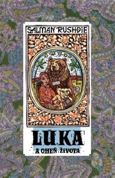 Obálka titulu Luka a Oheň života