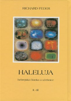 Obálka titulu Haleluja. Hebrejská řeč (I.+ II. díl)