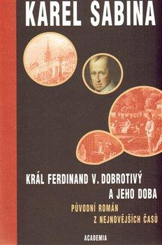 Obálka titulu Král Ferdinand V. Dobrotivý