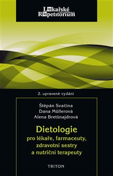 Obálka titulu Dietologie