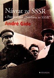 André Gide se vypravil na několikatýdenní oficiální cestu po SSSR v létě roku 1936 s přáteli (mj. s E. Dabitem, který během cesty zemřel – a jemuž později Gide svoji knihu připsal). Po návratu se rozhodl po vzoru své knihy o Kongu z 20. let dojmy ze sovětského Ruska sepsat.