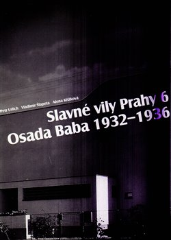 Obálka titulu Slavné vily Prahy 6 – Osada Baba 1932-1936