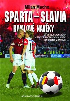 Obálka titulu Sparta – Slavia