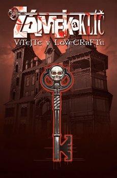 Obálka titulu Zámek a klíč 1 - Vítejte v Lovecraftu