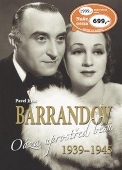 Obálka titulu Barrandov III