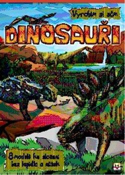 Obálka titulu Dinosauři - vyrobím si sám