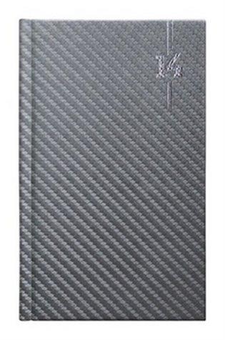 Diář 2014 Carbon - - | Booksquad.ink