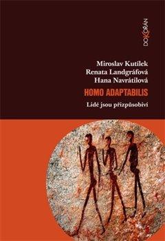 Obálka titulu Homo adaptabilis