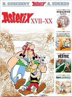 Obálka titulu Asterix XVII - XX